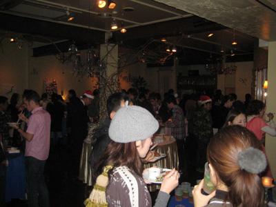 クリスマスパーティー 2010