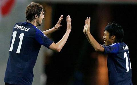 ワールドカップ アジア最終予選 日本代表 vs イラク代表