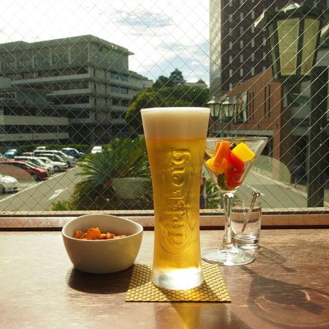 アフタヌーンビール