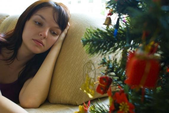Resultado de imagem para imagens sobre depressão no natal