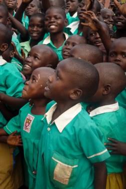 St. Joseph Primary School, Kabuuki, June 2010