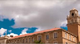 Texas Tech University/ Photo Taken From Entrance Video
