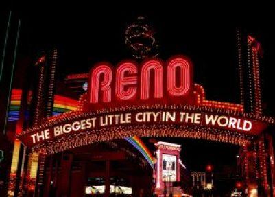 Reno, Nevada. Pxby CC0