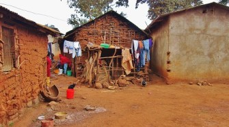 Housing in Africa. Photo by Maria Michelle. PXBY CC0