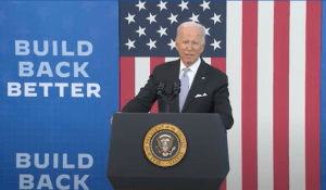 A Frustrated Joe Starts Yelling Again, 'This Is The USA Dammit!'