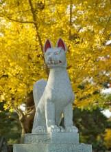 Inari shrine. Source Fg2.