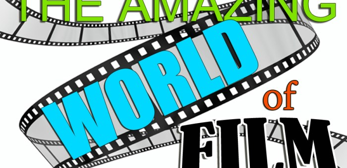New FEAR FILM TV Show – The Amazing World of Film