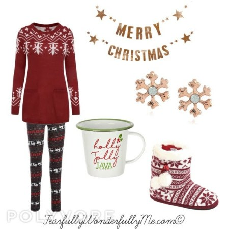 holiday fashion-festive
