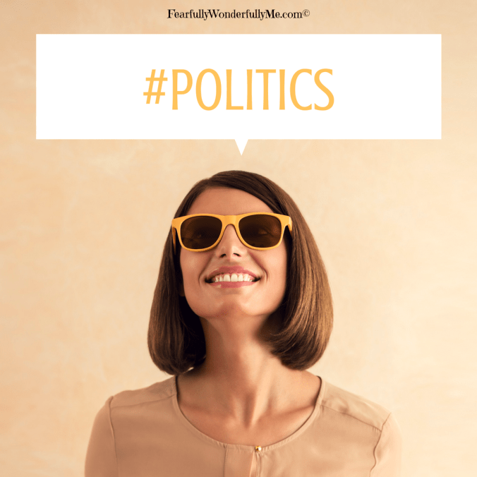How to survive politics as a christian woman