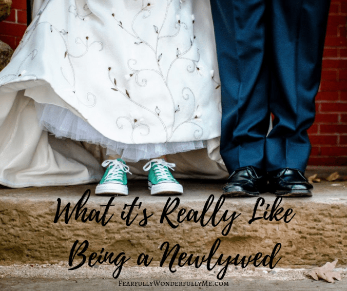 What it's Really Like Being a Newlywed