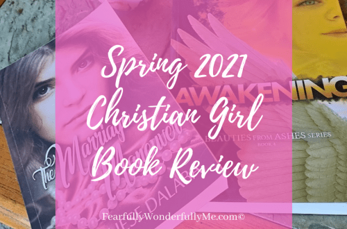 Spring 2021 Christian Girl Book Review