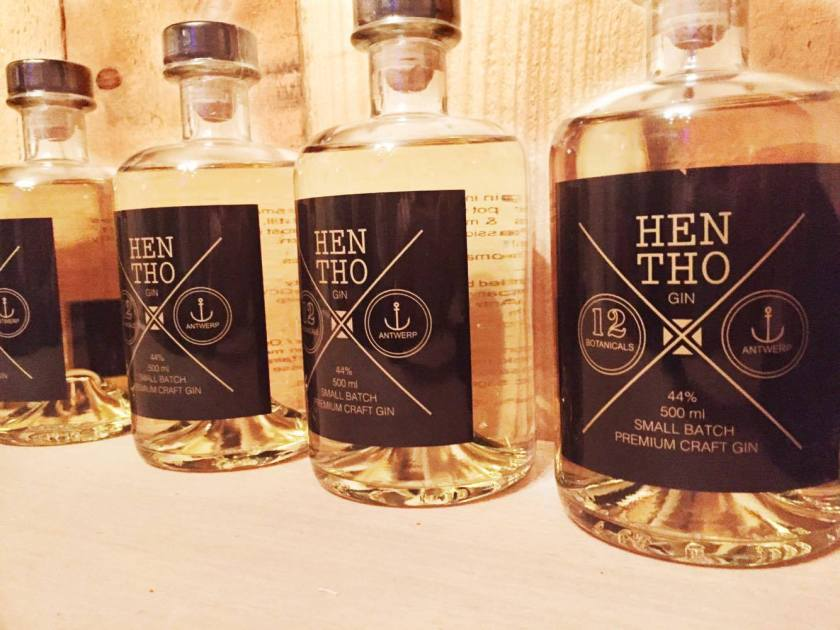 HenTho gin