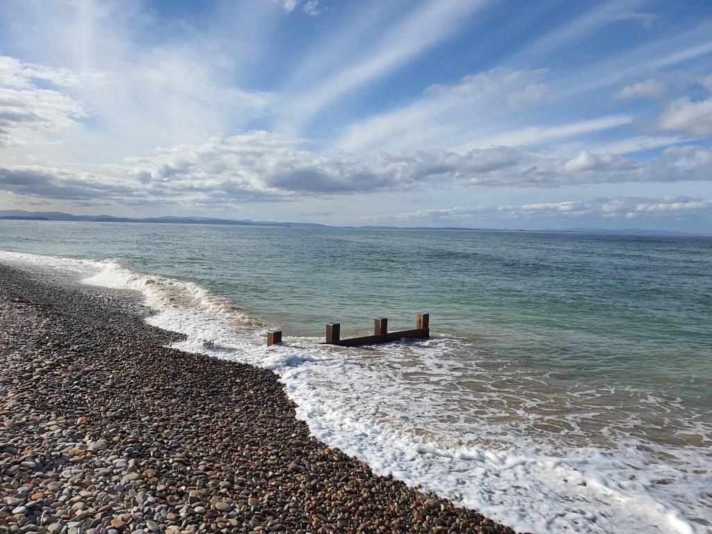 Scotland seascape