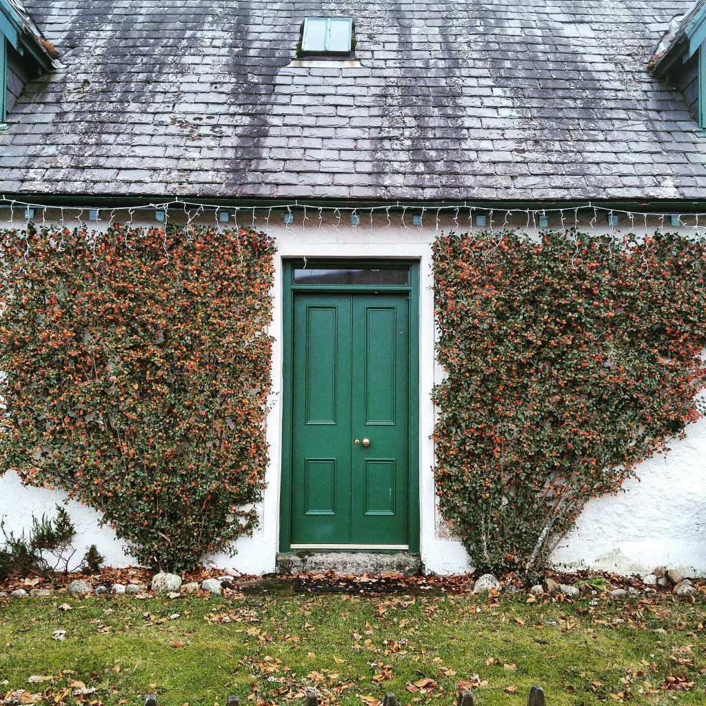 Green door cottage