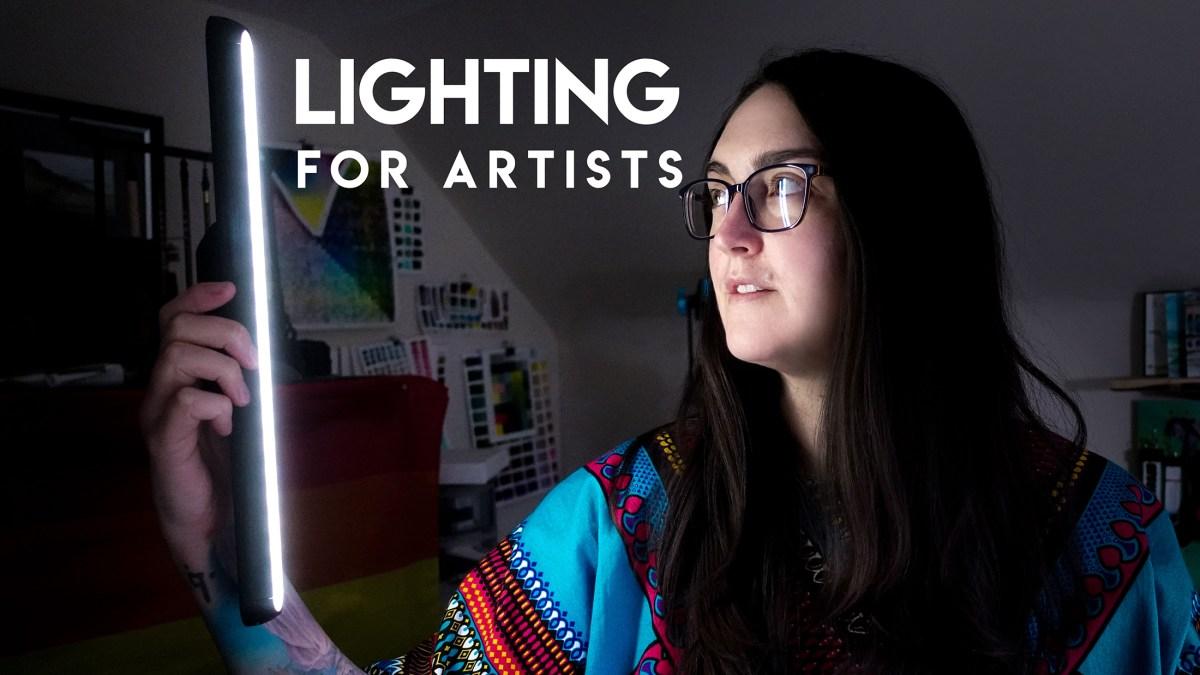 lighting for artists