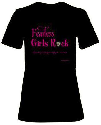 FGR Black/Pink T-Shirt