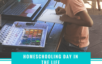 Waldorf – Inspired Homeschooling   A Homeschooling Day in the Life