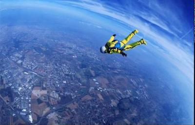 Free-falling