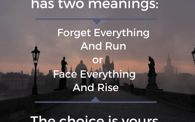 The Voice Of Fear Vs. The Voice Of Wisdom