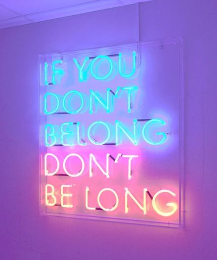 dont be long
