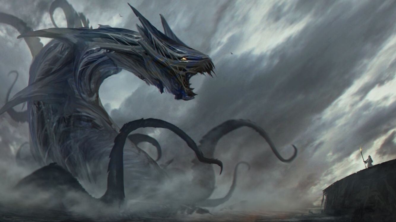 Demonology Series: The Serpents, Part 1-Leviathan – Fear No