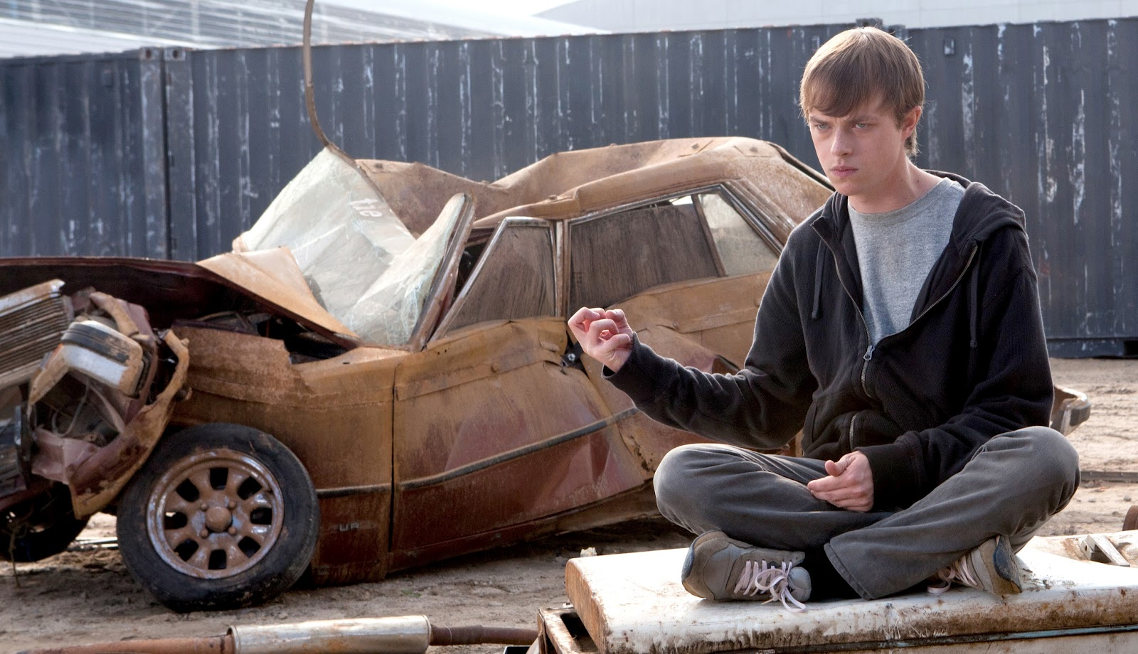 Movie Review: Chronicle (2012) - Fear of a Ghost Planet