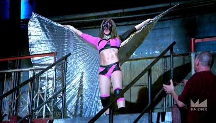 Lucha Underground Sexy Star