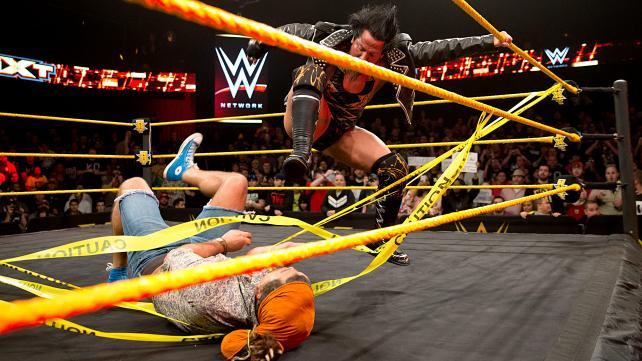 NXT Solomon Crowe