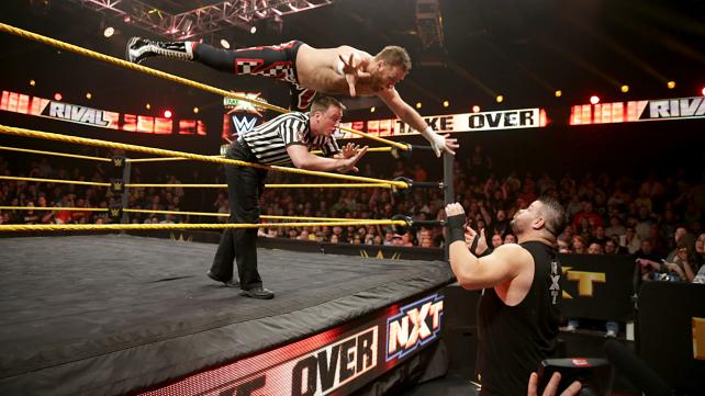 NXT Takeover Rival Sami Zayn Kevin Owens 1