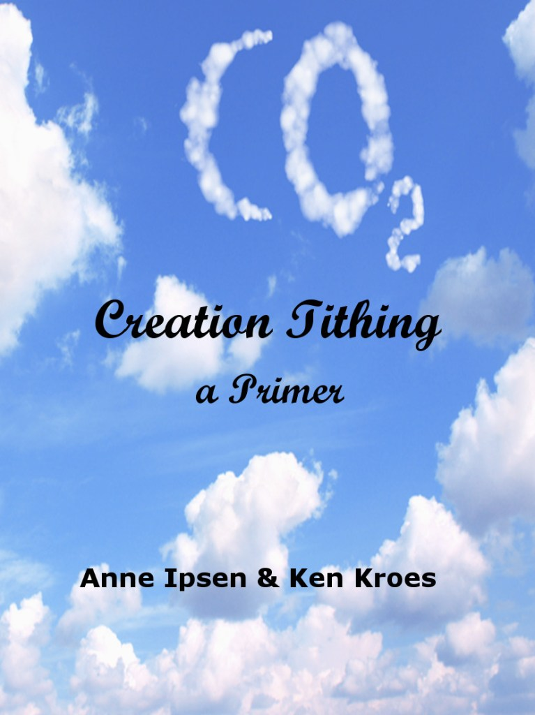 Book Cover: Creation Tithing