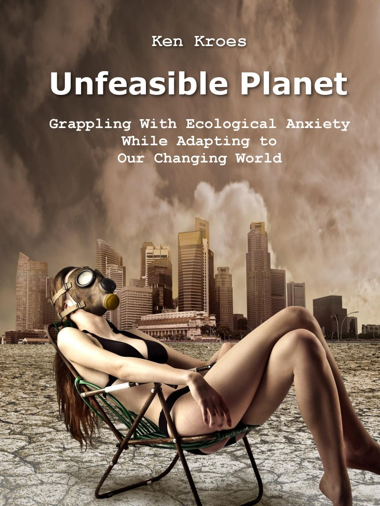Book Cover: Unfeasible Planet