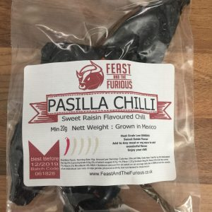 Pasilla Chilli Whole