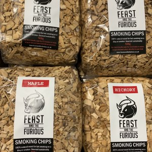 New Wood Chip Packaging