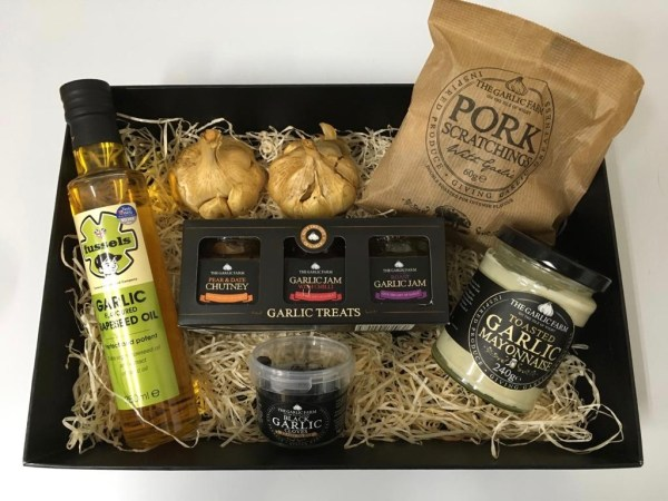 Gift Hamper - Garlic Lovers Box