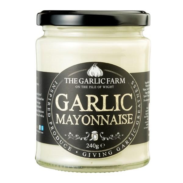 Garlic Mayonaise