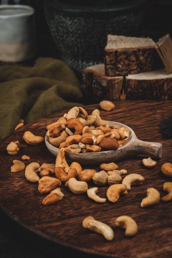 Smoked Cashew Nuts