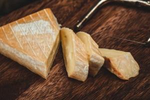 Smoked Brie