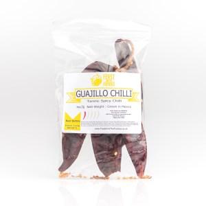 Guajillo Whole Chillies