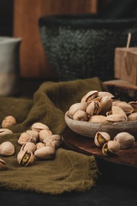 Smoked Pistachio Nuts (in shells)