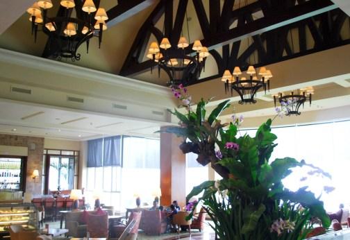 Taal Vista Hotel Tagaytay Lounge