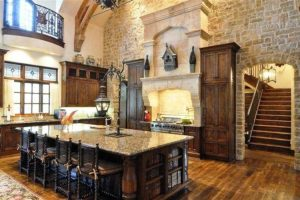 9 Simplest Ways to Build Rustic Tuscan Kitchen Design