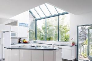 9 Exciting Modern Kitchen Without Upper Cabinets