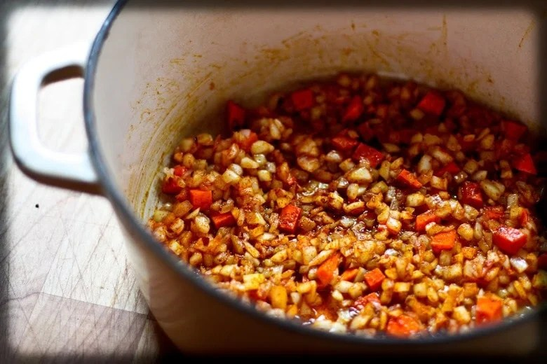 Berbere Chicken With Ethiopian Lentils Feasting At Home