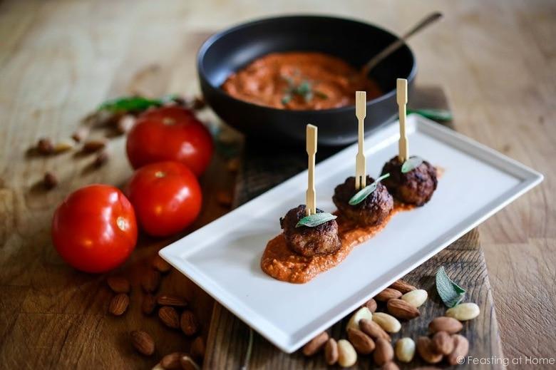 Romesco Sauce | Feasting At Home