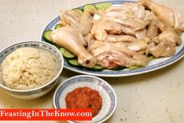 Chicken rice 1