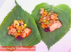 kimchi wrap