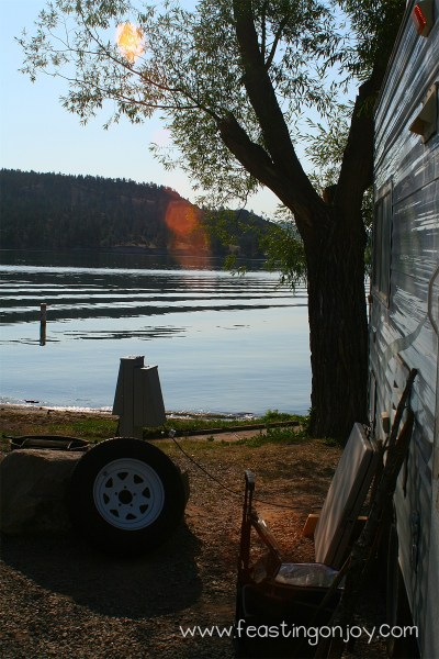 Black Sandy Campground Montana