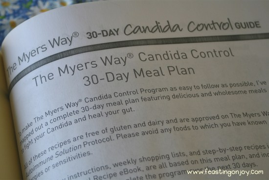 Dr. Amy Myers 30 Day Meal Plan