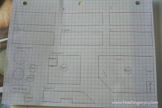 Garden Graph Paper