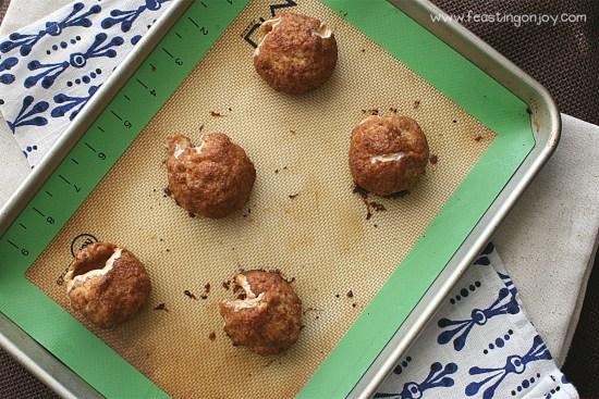 Paleo He's Alive Buns {Gluten, Grain, Diary, Nut & Seed Free} 1 | Feasting On Joy